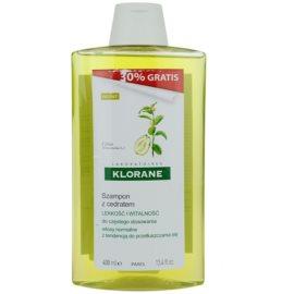 Klorane Cédrat šampon pro normální vlasy  400 ml