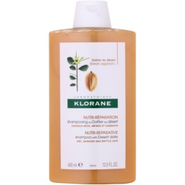 Klorane Dattier šampon pro lámavé a namáhané vlasy  400 ml