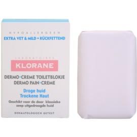 Klorane Dermo Pain Creme szappan száraz bőrre  100 g