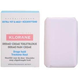 Klorane Dermo Pain Creme mýdlo pro suchou pokožku  100 g