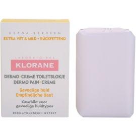 Klorane Dermo Pain Creme mydlo pre jemnú a hladkú pokožku  100 g