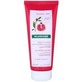 Klorane Granátové jablko kondicionér pro oživení barvy  200 ml