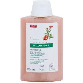 Klorane Grenade šampón pre farbené vlasy  200 ml