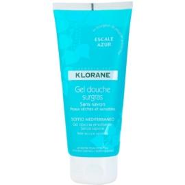 Klorane Hygiene et Soins du Corps Escale Azur żel pod prysznic  200 ml