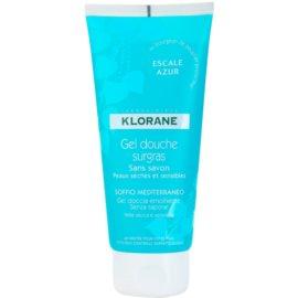 Klorane Hygiene et Soins du Corps Escale Azur gel de ducha  200 ml