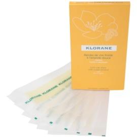 Klorane Hygiene et Soins du Corps as bandas de cera para depilação para pernas  6 un.