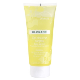 Klorane Hygiene et Soins du Corps Energie gel de ducha  200 ml