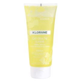 Klorane Hygiene et Soins du Corps Energie sprchový gél  200 ml