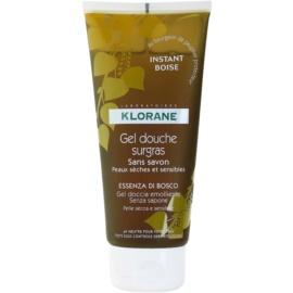 Klorane Hygiene et Soins du Corps Instant Boise sprchový gel  200 ml