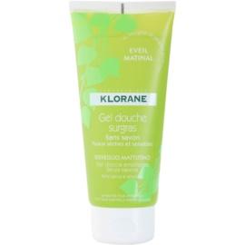 Klorane Hygiene et Soins du Corps Eveil Matinal sprchový gel  200 ml