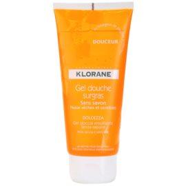 Klorane Hygiene et Soins du Corps Douceur душ гел   200 мл.