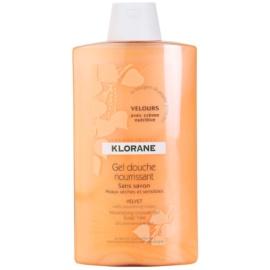 Klorane Hygiene et Soins du Corps Velours gel de douche nourrissant  400 ml