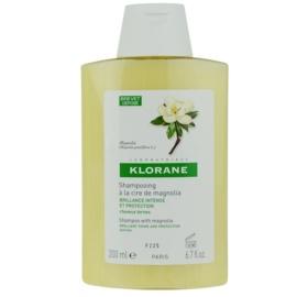 Klorane Magnolia šampon pro lesk  200 ml