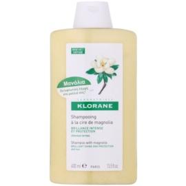 Klorane Magnolia šampon pro lesk  400 ml
