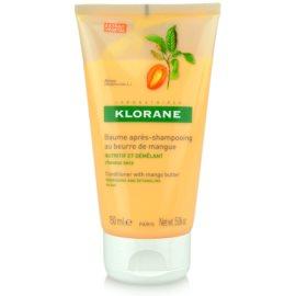 Klorane Mango vyživující kondicionér pro suché vlasy  150 ml