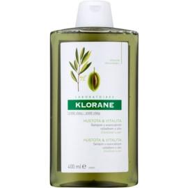 Klorane Olive Extract șampon cu extract de ulei de măsline  400 ml