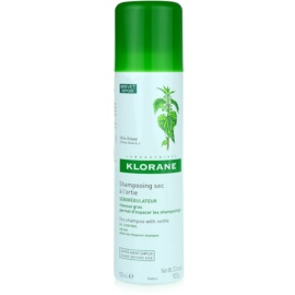 Klorane Nettle Droog Shampoo  voor Vet Haar   150 ml