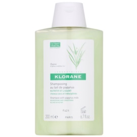 Klorane Papyrus Milk šampon z suhe lase  200 ml