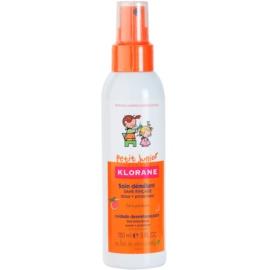 Klorane Petit Junior Spray für die leichte Kämmbarkeit des Haares  150 ml
