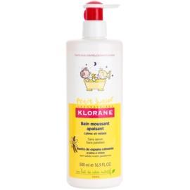 Klorane Petit Junior pěna do koupele pro děti  500 ml