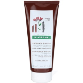 Klorane Quinine Revitalizing Conditioner To Treat Losing Hair  200 ml