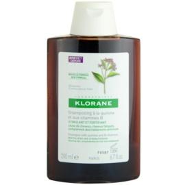 Klorane Quinine posilující šampon pro oslabené vlasy  200 ml