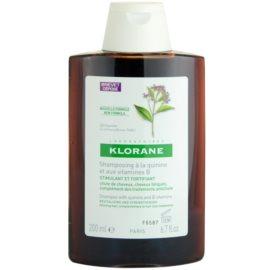 Klorane Quinine erősítő sampon meggyengült hajra  200 ml