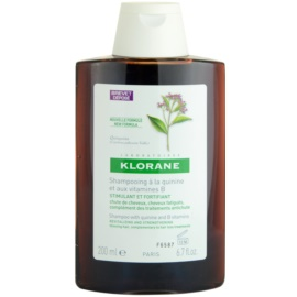 Klorane Quinine Energising Shampoo For Weak Hair  200 ml