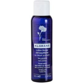 Klorane Cornflower agua desmaquillante para ojos sensibles  100 ml