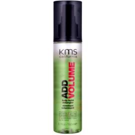 KMS California Add Volume objemový sprej pro snadné rozčesání vlasů  150 ml