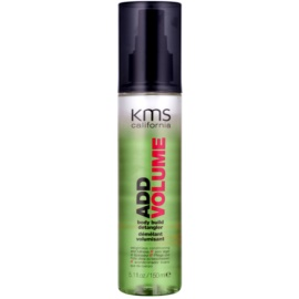 KMS California Add Volume spray volumoso para fácil penteado de cabelo  150 ml
