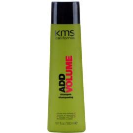 KMS California Add Volume champô reforçador para dar volume  300 ml