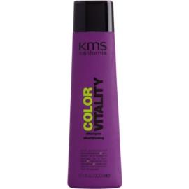 KMS California Color Vitality Shampoo für gefärbtes Haar  300 ml