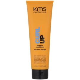 KMS California Curl Up odżywka bez spłukiwania do włosów kręconych  125 ml