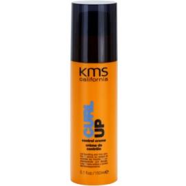 KMS California Curl Up stylingový krém pro vlnité vlasy  150 ml