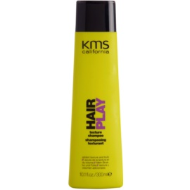 KMS California Hair Play šampon pro objem a tvar  300 ml