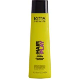 KMS California Hair Play šampon pro objem a tvar  300 ml