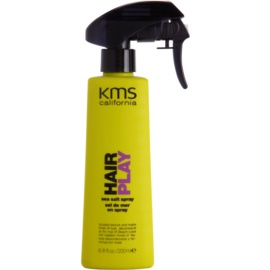 KMS California Hair Play spray paral cabello  con textura de playa  200 ml