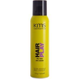 KMS California Hair Play száraz hajwax spray formában  150 ml