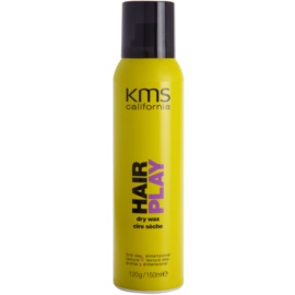 KMS California Hair Play száraz hajwax spray formában  150 ml