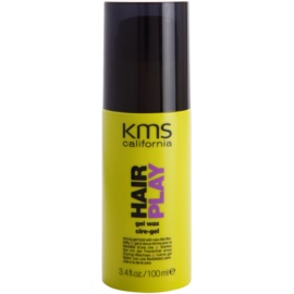 KMS California Hair Play gelový vosk  100 ml