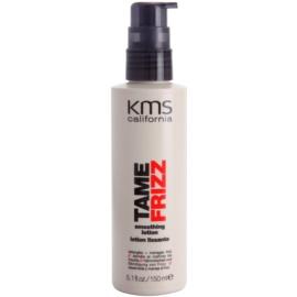 KMS California Tame Frizz uhlazující mléko pro snadné rozčesání vlasů  150 ml