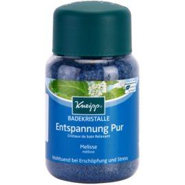 Kneipp Bath sůl do koupele meduňka  500 g