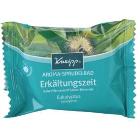 Kneipp Bath šumivá tableta do kúpeľa pri nádche eukalyptus  80 g