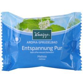 Kneipp Bath perlivá tableta do koupele meduňka  80 g