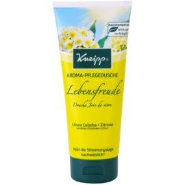 Kneipp Wash posilující sprchový gel Litsea Cubeba + Lemon 200 ml