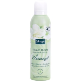 Kneipp Wash tusoló hab Silk Flower 200 ml