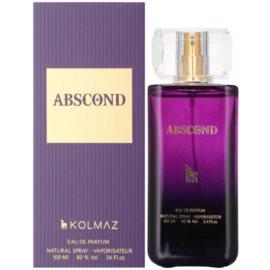 Kolmaz Abscond Eau de Parfum für Herren 100 ml