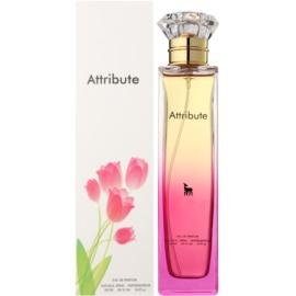 Kolmaz Attribute Eau de Parfum para mulheres 100 ml