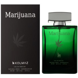 Kolmaz Marijuana Parfumovaná voda pre mužov 100 ml